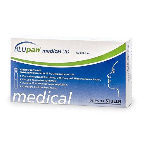 Blupan medical Ud Augentr 60X0.5 ml