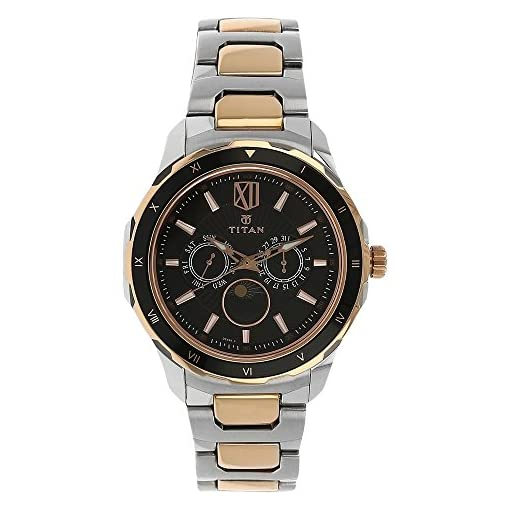 51Q5zMCIcLL. SS510  - Titan 1688KM03 Multifunction watch