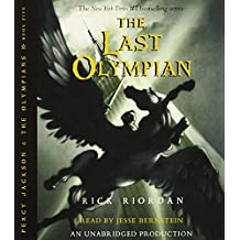 Percy Jackson and the Olympians Books 1-5 CD Collection (Percy Jackson & the Olympians)