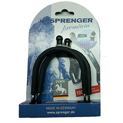 Sprenger Extra Grip spores Black Series noir