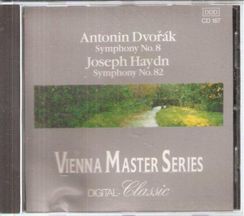 Vienna Masters Series Dvorack Sym. 8 Haydn 82 (UK Import)