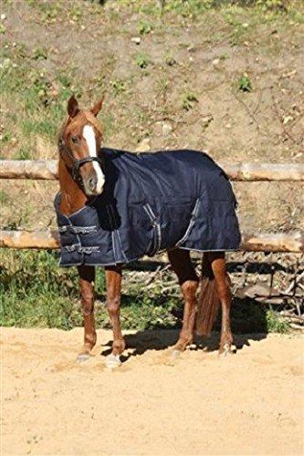 !!! Restposten !!! Warme Regendecke Outdoordecke 250gr. wasserdicht 600D, Auswahl:135 schwarz/grün