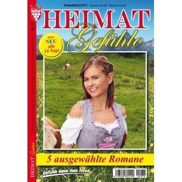 10 romantische Kelter Heimatromane im Folienpack / Inhalt: 2 Stck. verschiedene Bestseller Romanhefte 5-er Sammelband (Abb. ähnlich)