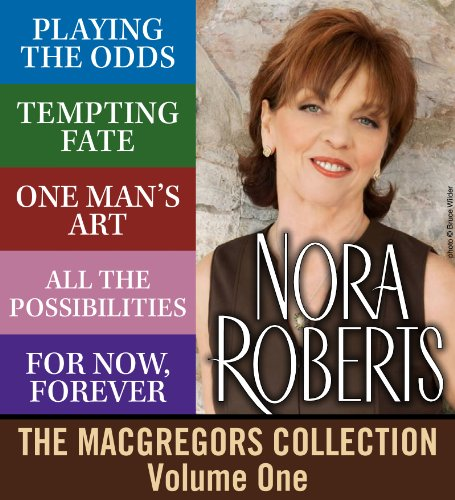 Nora Roberts' MacGregors Collection: Volume 1 (The MacGregors) (English Edition) (Macgregors-serie Nora Roberts)