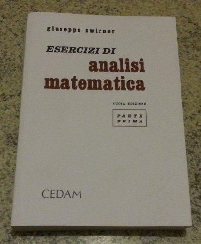 Esercizi e complementi di analisi matematica: 1