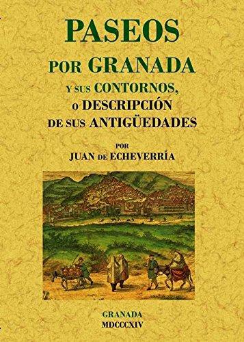 Paseos por Granada y sus contornos
