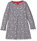 s.Oliver Baby-Mädchen Kleid 65.711.82.2765, Blau (Mitternachtsblau AOP 58A1), 80