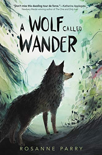 A Wolf Called Wander (English Edition)