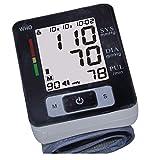 HINEW Monitor pressione sanguigna del polso di alta precisione da polso...