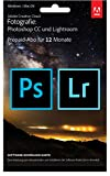 Adobe Creative Cloud Fotografie (Photoshop CC + Lightroom) - 1 Jahreslizenz (Mac/PC)