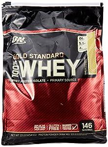 Optimum Nutrition Whey Gold Standard Protein, Vanille, 4,5 kg