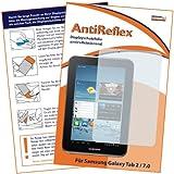 mumbi Displayschutzfolie Samsung P3110 Galaxy Tab 2 7.0 17,8 cm (7 Zoll) Schutzfolie AntiReflex antireflektierend matt