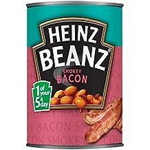Heinz Beanz Smokey Speck 390G