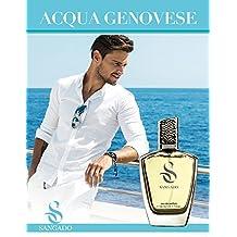 ACQUA GENOVESE - Agua De Perfume (Eau De Parfum) de SANGADO para él – spray 50ml