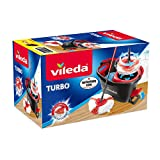 Vileda Turbo Microfibre Mop and Bucket Set