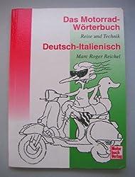 Motorrad-Wörterbuch, Deutsch-Italienisch