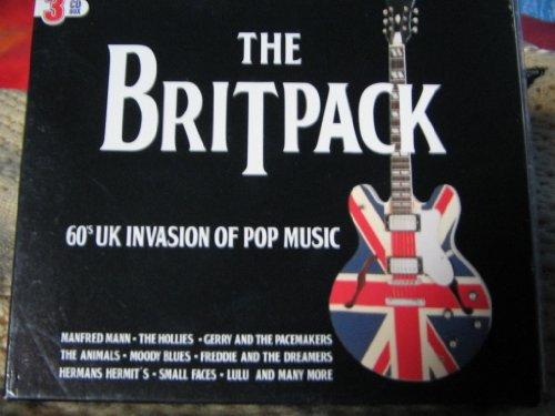 The Brit Pack - 60s UK Invasion of Pop Music