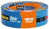 3M Scotch 2080 Safe-Release Painters Masking Tape, 60 yds Length x 3/4