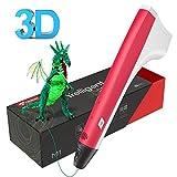 Tecboss 3D Printing Pen (Red)