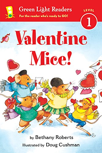 Valentine Mice! (Green Light Readers Level 1) (English Edition)