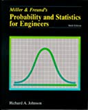 Miller and Freund's Probability and Statistics for Engineers: United States Edition