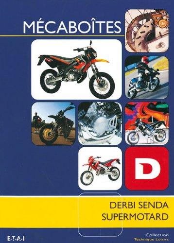 Derbi Senda Supermotard par ETAI