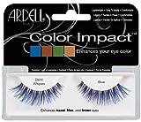 Ardell Color Impact Lash, das Original, demi wispies blue, 1er Pack (1 x 1 Paar)