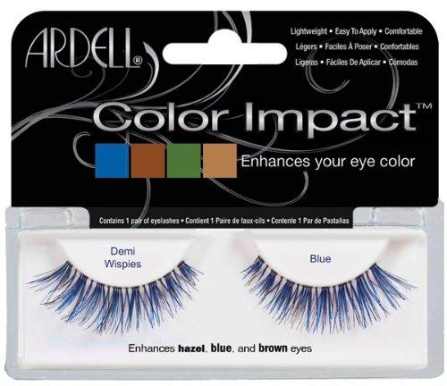 Ardell, Ciglia finte colorate, Blue, 100 g