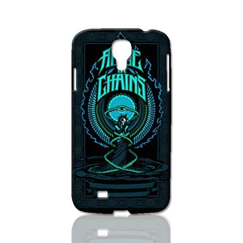 Alice In Chains Photo Hard 3D Rough Case , Fashion Image Case Diy, Personalized Custom Durable 3d Case Regular Case For Samsung Galaxy S4 i9500