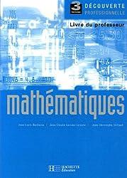 Mathématiques 3ème : Livre du professeur