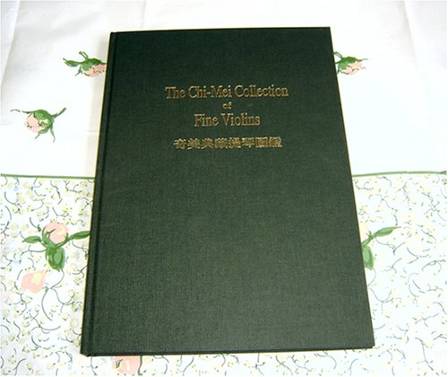 the-chi-mei-collection-of-fine-violins-picture-reference-book-for-violin-maker-with-actual-size-phot