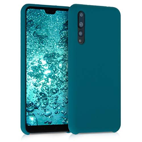 Kwmobile Funda Huawei P20 Pro - Carcasa [TPU] teléfono