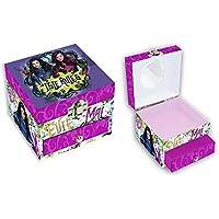 Los descendientes - Joyero de cartón con forma cuadrada (Kids Euroswan WD16756)