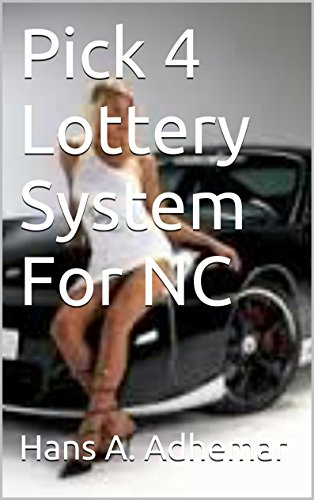 Pick 4 Lottery System For NC (English Edition) (Nc-pick)