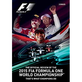 F1 2015 Official Review [UK Import]