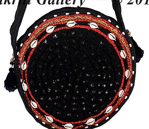 Aakriti Gallery - Borse a spalla donna Black