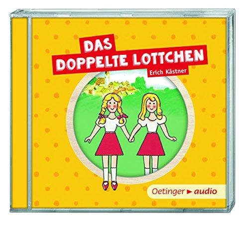 Das doppelte Lottchen (Erich Kästner) DGR 1974 / Oetinger 2006 / 2009 / 2016