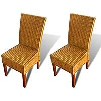 suchergebnis auf f r rattanst hle k che haushalt wohnen. Black Bedroom Furniture Sets. Home Design Ideas