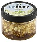 BIGG ICE-ROCKZ - Geschmach: ICE- Gum / Kaugummi 120g nikotinfreier Tabakersatz