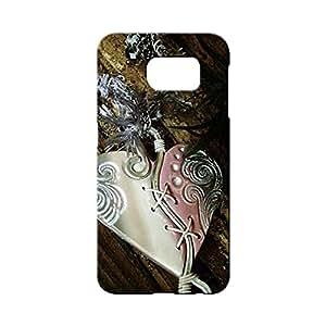 BLUEDIO Designer 3D Printed Back case cover for Samsung Galaxy S6 Edge Plus - G0728