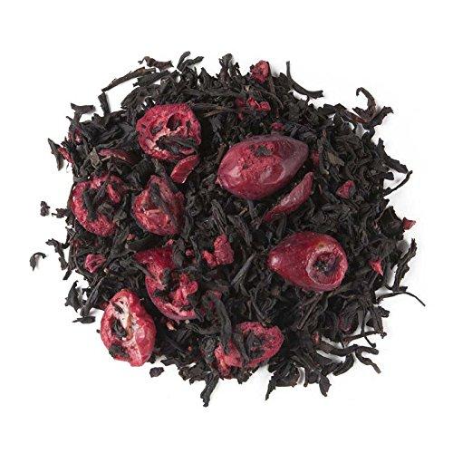 arzer Tee Rote Früchte mit Himbeer-Blueberry Bulk-Diuretikum Antioxidant weich und süßem Geschmack, 100 gr ()
