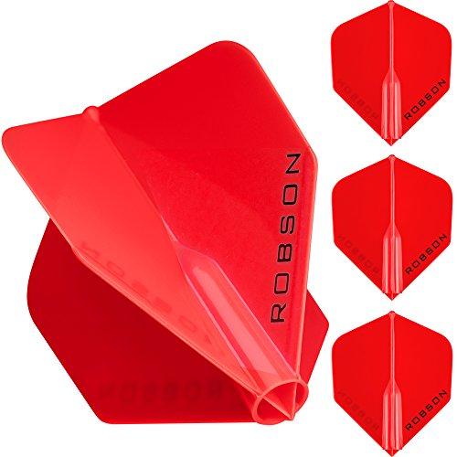 Robson Plus Lot d'ailettes moulées et solides standard avec carte de vérification d'angle de...