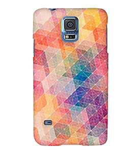 buzzart Back Cover for Samsung Galaxy S5
