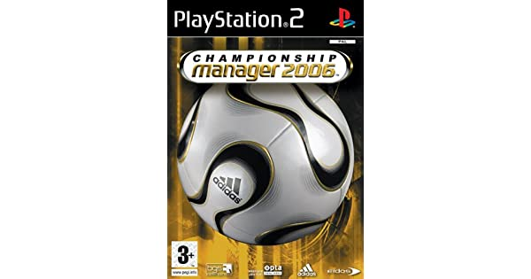 Championship Manager 2006 Ps2 Amazon Co Uk Pc Video Games