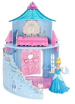 Disney Princesses X9435 - Castillo de Cenicienta de Disney Princesses