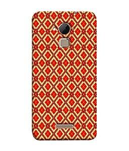 PrintVisa Red Goose 3D Hard Polycarbonate Designer Back Case Cover for Coolpad Note 3 Lite :: Coolpad Note 3 Lite Dual SIM