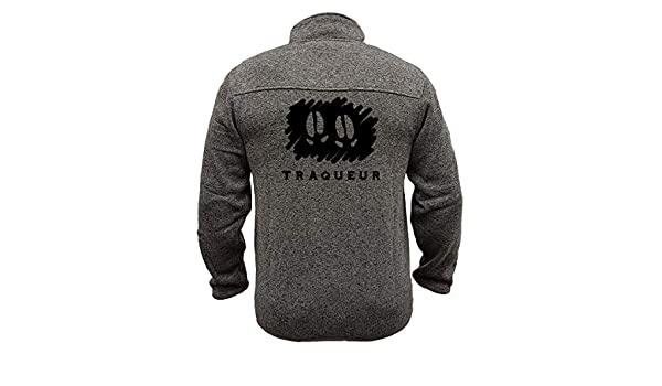 AtooDog Sweat Pull Camionneur de Chasse Pattes de Sanglier /& Traqueur