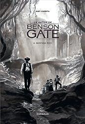 Maître de Benson Gate (Le) - tome 4 - Quintana Roo (4)