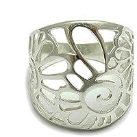 Anello in argento 925 Fiore R001016 Empress