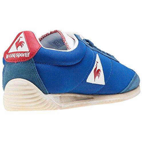 Sneaker Quartz Vintage Classic Bleu Le Coq Sportif Bleu